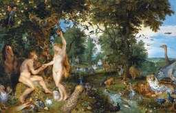 The Evolution of Ego in the Allegory of Adam & Eve